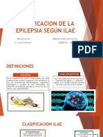 Clasificacion de La Epilepsia Según Ilae