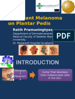Presentasi Melanoma