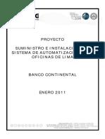 Cotizacion - Saeg Controls s.a.c