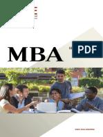 IESE MBA Brochure 2016