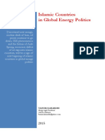 Islamic Countries in Global Energy Politics
