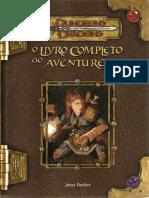 Livro Completo Do Aventureiro
