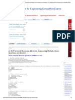 Linear Integrated Circuit Questions And Answers