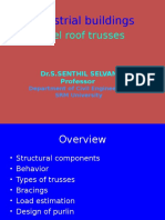 Industrial Buildings and Roff Truss