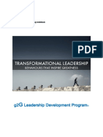 Vinspire - Leadership Development Program - Workshop Brochure