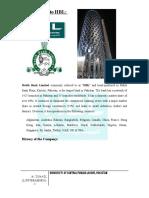 Human Resource Management at HBL PAKISTAN