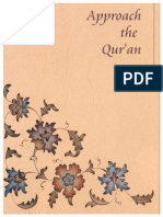 English How to Approach the Quran