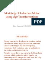 Induction Motor Model