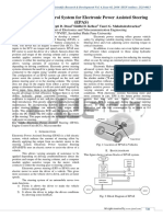 IJSRDV4I20604Development of Control System for Electronic Power Assisted Steering