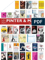 Pinter & Martin catalogue - autumn/winter 2010