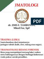 3. Traumatologi