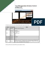 Contoh Aplikasi Cara Menggunakan Struktur Kontrol Perulangan Visual Basic 6