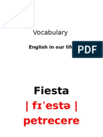 Vocabulary 6
