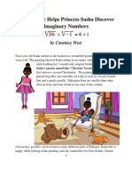 An Old Tree Helps Princess Sasha Discover Imaginary Numbers