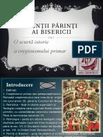 Sfintii Parinti_Roberto Vacaru