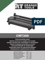 CMT300 Sistema Di Giunzioni Universale Per Incastri