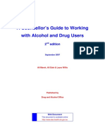 Addiction Counsellors Guide to Working With Alcohol and Drug Users