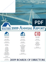 Charleston Trident Association of REALTORS Annual Report | 2009