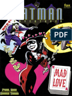 Mad Love_The Batman Adventures - Bruce Timm, Paul Dini (1994)