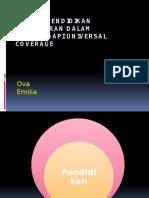 Universal Coverage Dan Skdi