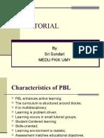 Tutorial - Dr Sri Sundari