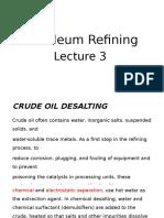 Petroleum Refining L 3