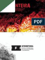 Catálogo II Fronteira (2015)