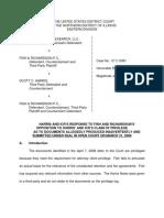 Illinois Computer Research, LLC v. Google Inc. - Document No. 134
