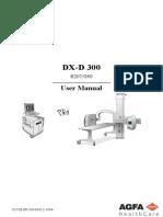 DX-D 300 User Manual 0172 B (English)