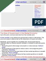 1.3 Government Intervention 1ewj1in