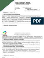 Syllabus Planificación Estratégica