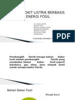 Energi Fosil