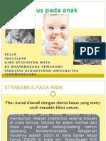 Strabismus Pada Anak