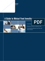 A Guide to Mutual Fund Investing