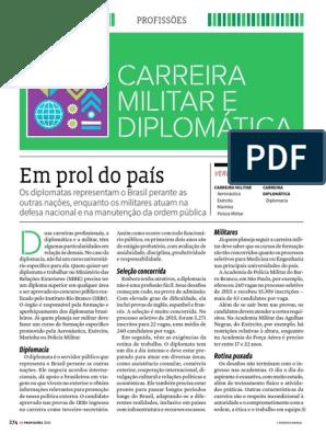 df59d0a02b22 GE Profissões Cap6 | Diplomacia | Missão Diplomática