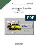 Descrição Técnica Alc