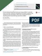 Chronic Benign Paroxysmal Positional Vertigo (BPPV