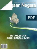 Media Kekayaan Negara Edisi No. 20 Tahun VI _ 2015 – Metamorfosis Kelembagaan DJKN