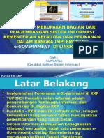 Presentasi Bimtek Simpeg Bandung