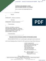 Silvers v. Google, Inc. - Document No. 257