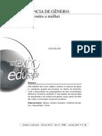 Violência de genero -crimes contra a mulher leila bijos.pdf