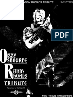 Ozzy Osbourne - Tribute To Randy Rhoads.pdf