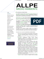 ALLPE Medio Ambiente - Consultoría Ambiental _ Estudio de Impacto Ambiental - LAS MEDIDAS CORRECTORAS