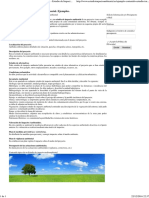 Contenido Estiudio Impacto Ambiental. Ejemplos. - Estudio de Impacto Ambiental Para Evaluación, Ejemplo. Empresa Consultoría Medioambiental