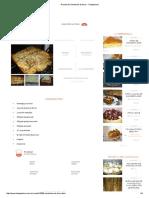 Receita de Sanduíche de Forno - Tudogostoso