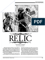 Star Wars Adventure Journal 06 Relic by George Strayton