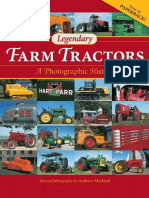 Legendary Farm Tractors a Photographic History