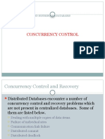 Concurrency Control READ