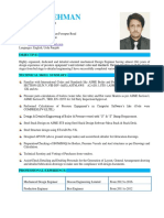 Mechanical Engineer-Abdul Rehman Cv