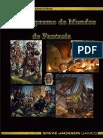 Livro Dos NPCs e Outros
